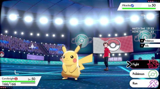 Nintendo Pokemon Sword igra (Switch)