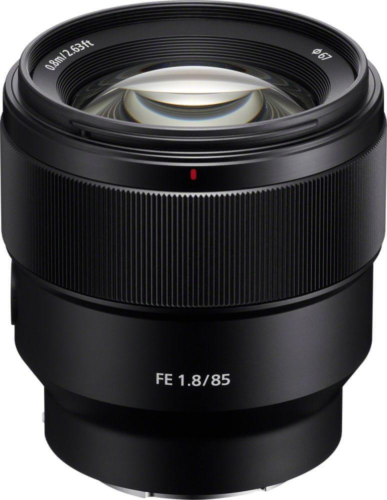 Sony FE 85 mm F1,8 (SEL85F18.SYX)