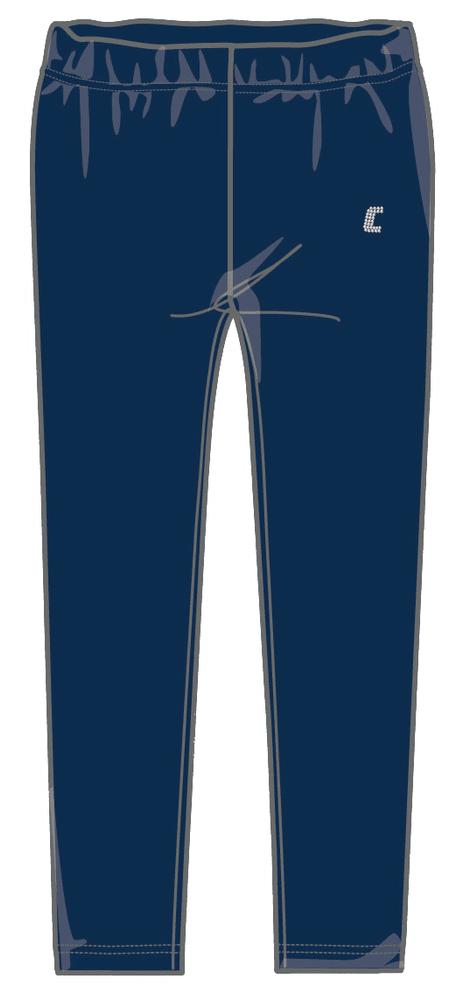 Cangurino dívčí legíny 116 modrá