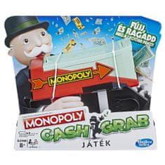 HASBRO Monopoly Cash Grab - HU