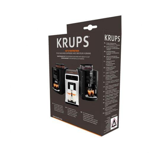 KRUPS XS53001 készlet Krups kávégépek karbantartásához