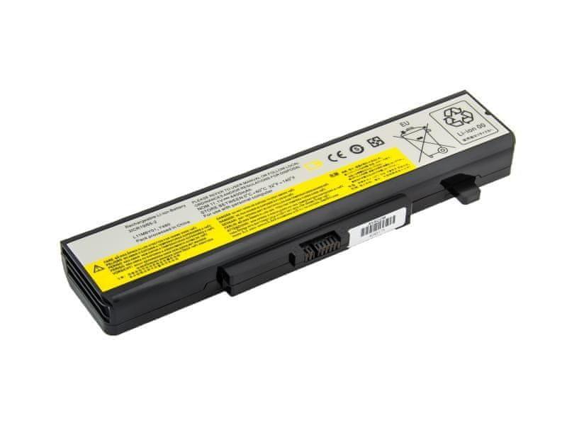 Avacom Lenovo IdeaPad G580, Z380, Y580 series Li-Ion 11,1V 4400mAh