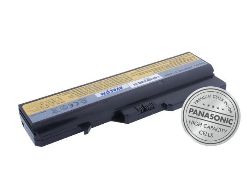 Avacom Lenovo G560, IdeaPad V470 series Li-Ion 10,8V 5800mAh 63Wh