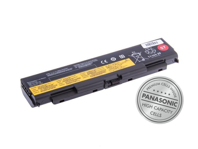 Avacom Lenovo ThinkPad T440P, T540P 57+ Li-Ion 11,1V 5800mAh