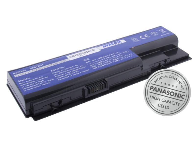 Avacom Acer Aspire 5520/6920 Li-Ion 10,8V 5800mAh 63Wh