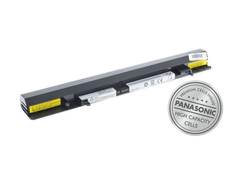 Avacom Lenovo IdeaPad S500, Flex 14 Li-Ion 14,4V 2900mAh