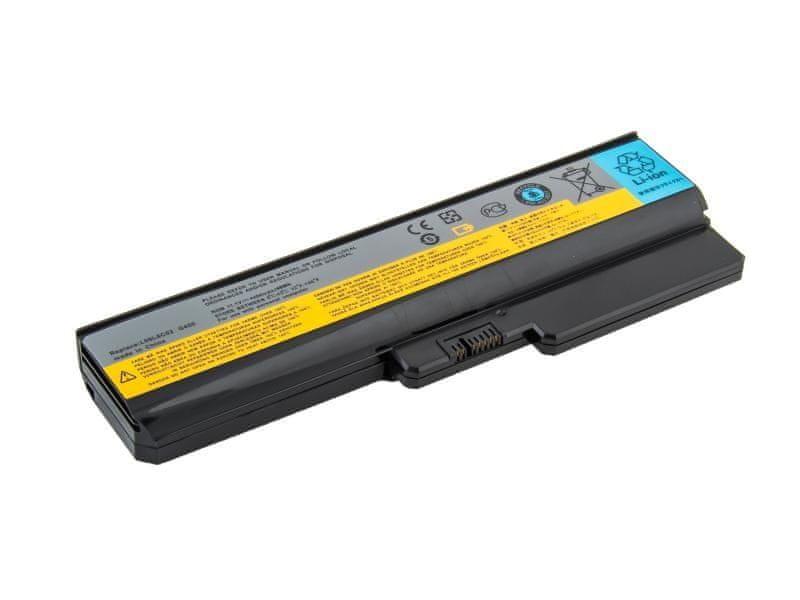 Avacom Lenovo G550, IdeaPad V460 series Li-Ion 11,1V 4400mAh