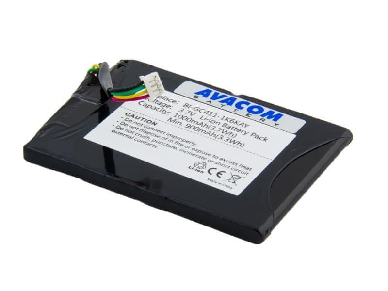 Avacom Baterie do navigace Navigon 7210, 7310 Li-Ion 3,7V 1000mAh