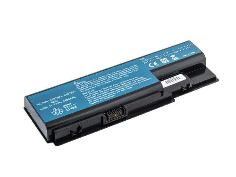 Avacom Acer Aspire 5520/6920 Li-Ion 10,8V 4400mAh