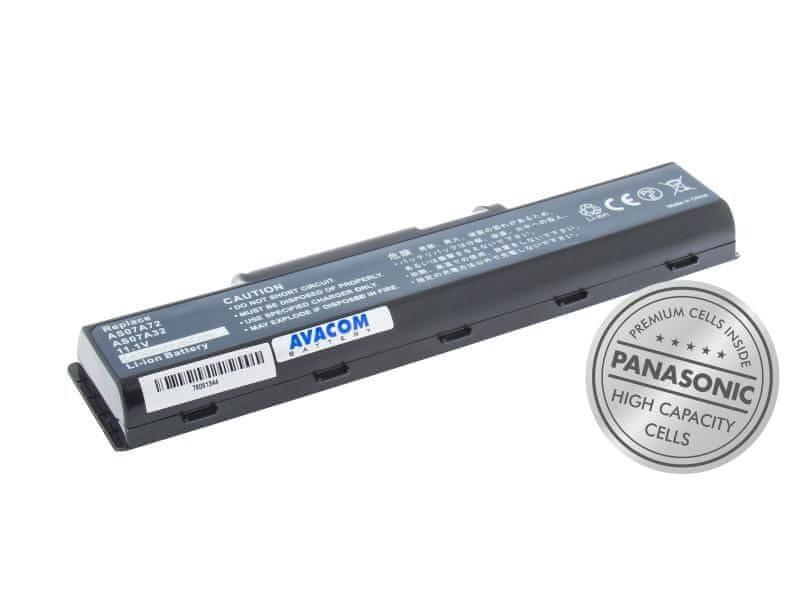 Avacom Acer Aspire 4920/4310, eMachines E525 Li-Ion 11,1V 5800mAh/64Wh