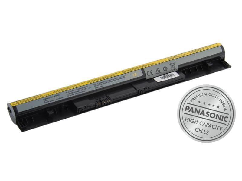 Avacom Lenovo IdeaPad S400 Li-Ion 14,8V 2900mAh black
