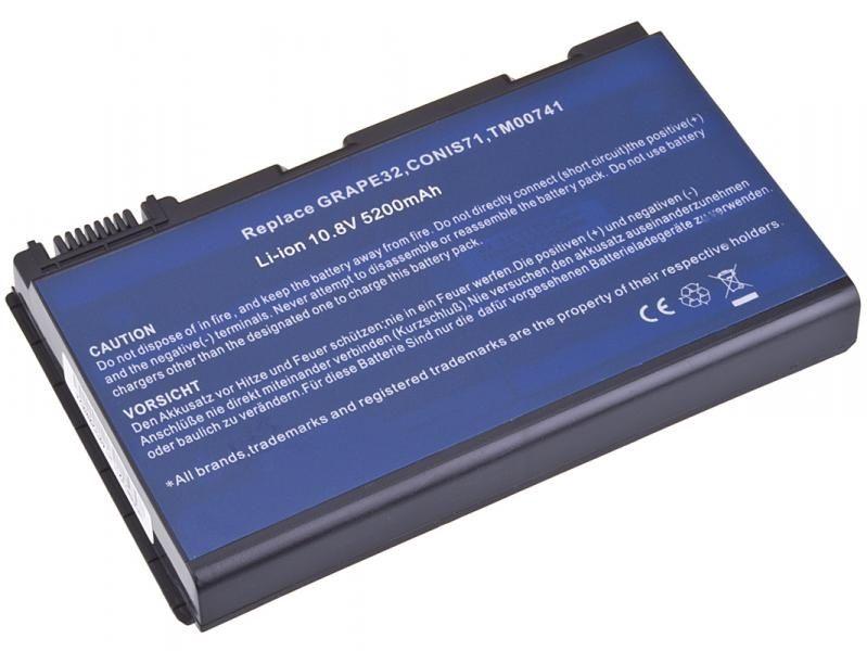 Avacom Acer TravelMate 5320/5720, Extensa 5220/5620 Li-Ion 10,8V 5200mAh/56Wh