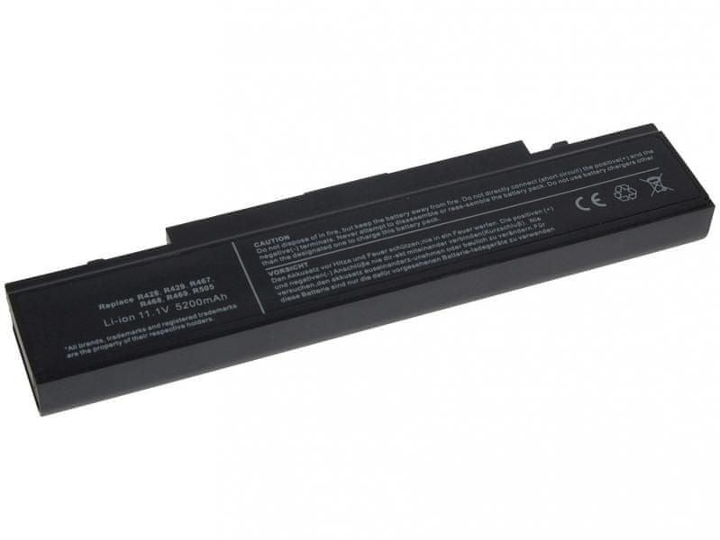 Avacom Samsung R530/R730/R428/RV510 Li-Ion 11,1V 5200mAh/58Wh