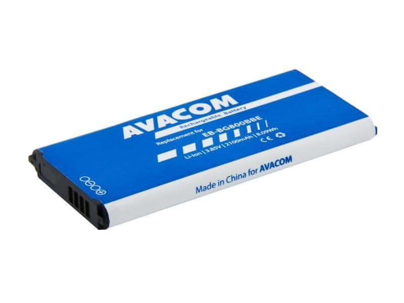 Avacom Baterie do mobilu Samsung Galaxy S5 mini Li-Ion 3,85V 2100mAh, (náhrada EB-BG800BBE)