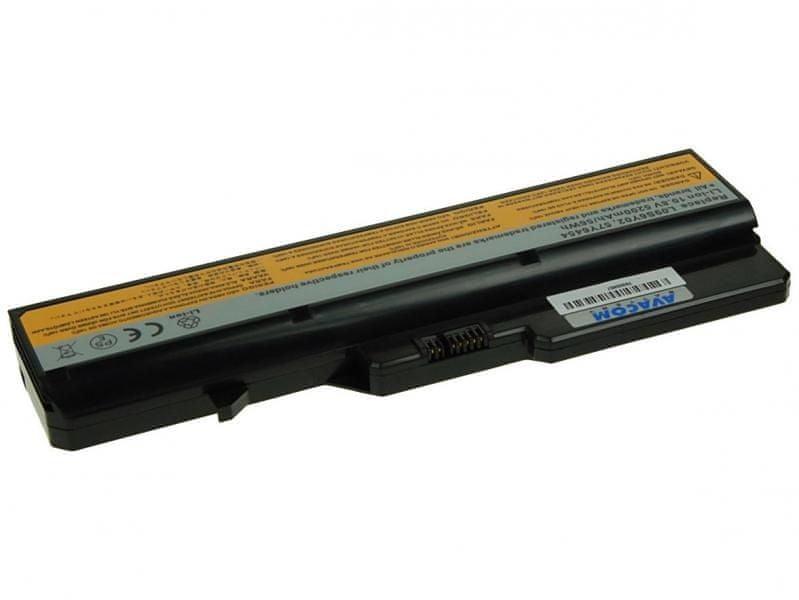 Avacom Lenovo G560, IdeaPad V470 series Li-Ion 10,8V 5200mAh/56Wh