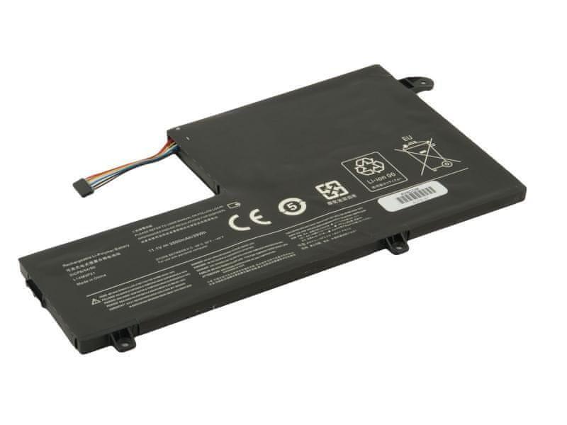 Avacom Lenovo Flex 3, Yoga 500 Li-Pol 11,1V 3500mAh