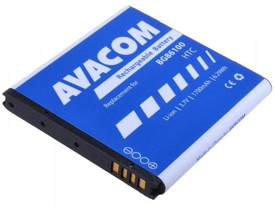 Avacom Batérie do mobilu HTC G14 Sensation Li-Ion 3,7V 1700mAh (náhrada BG86100)