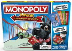 HASBRO igra Monopoly Junior Electronic Banking - SI