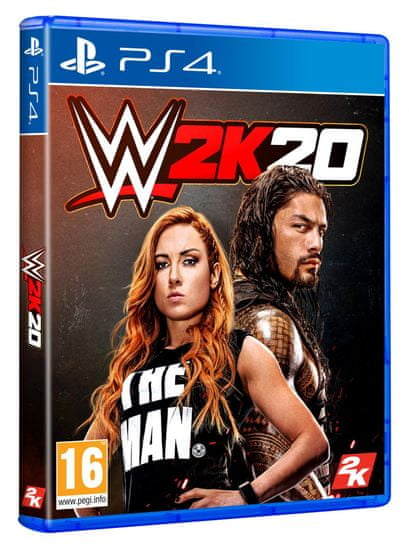 Take 2 WWE 2K20 - Standard Edition igra (PS4)