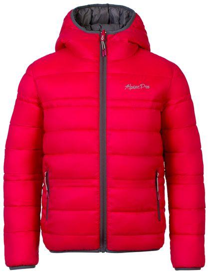ALPINE PRO SELMO kétoldalas gyermek kabát
