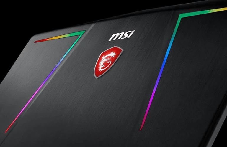 MSI herní notebook GE63 Raider RGB 9SE-836CZ rychlé připojení