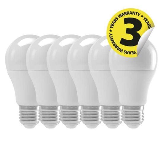 Emos LED žarnica Classic A60 9W E27, nevtralno bela