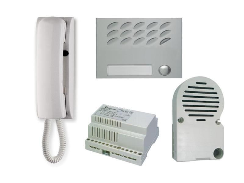 ACI Farfisa KIT 1MPW Sada dom. telefonu pro 1 uživatele (Mody+ Project) 4+n