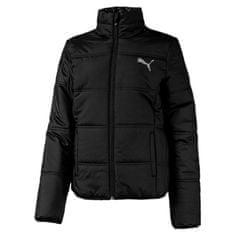 Puma Essentials Padded dekliška bunda, črna, 116