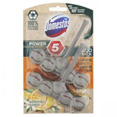 Domestos Power 5 Tangerine flower ECO WC frissítő 2 x 55 g