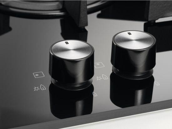 Electrolux domino steklokeramična kuhalna plošča EHF3920BOK