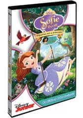 Sofie první: Připravená stát se princeznou - DVD