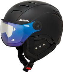 Alpina Sports kask Jump 2.0 VM black matt 55-58