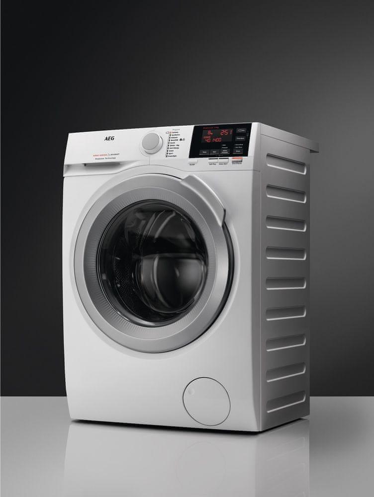 AEG pračka ProSense L6FBG68SC + 5 let záruka na celý produkt