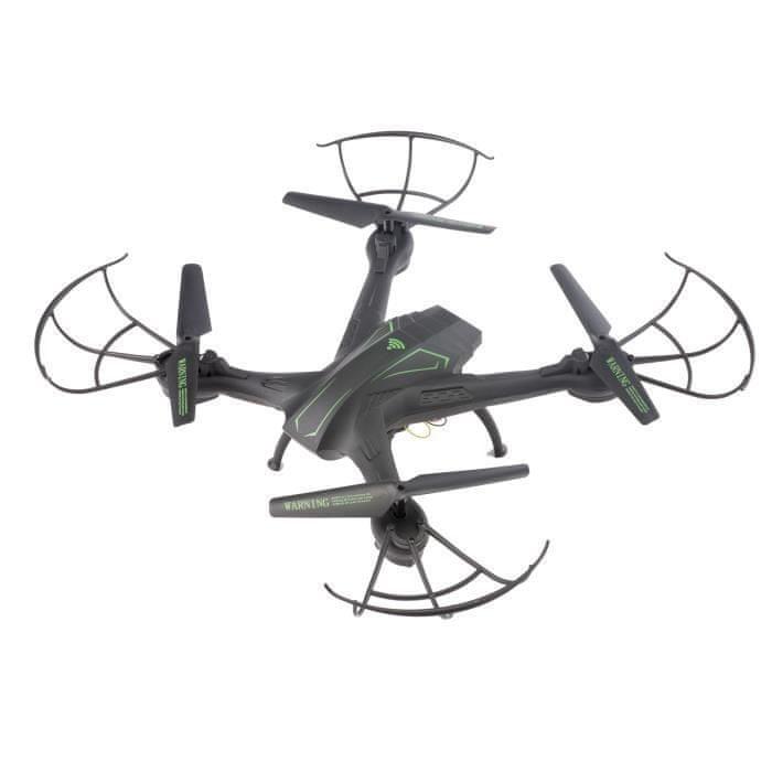Akor Dron s výškoměrem a kamerou