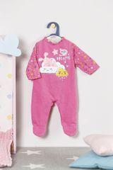 BABY born Overal na spaní, růžový 36 cm