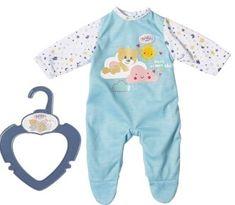 BABY born Overal na spaní, modrý 36 cm