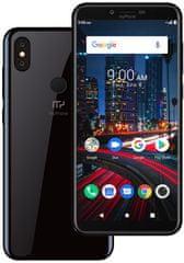 myPhone City 2, 4GB/64GB, černý