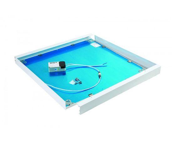KOHL LIGHTING KOHL LIGHTING CHESS príslušenstvo SR rámček pre LED panel 120x30cm KAC50506.SR