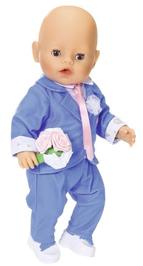 BABY born Butik Deluxe Ženich, 43 cm