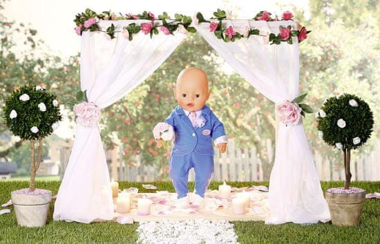 BABY born Butik Deluxe Pan młody, 43 cm