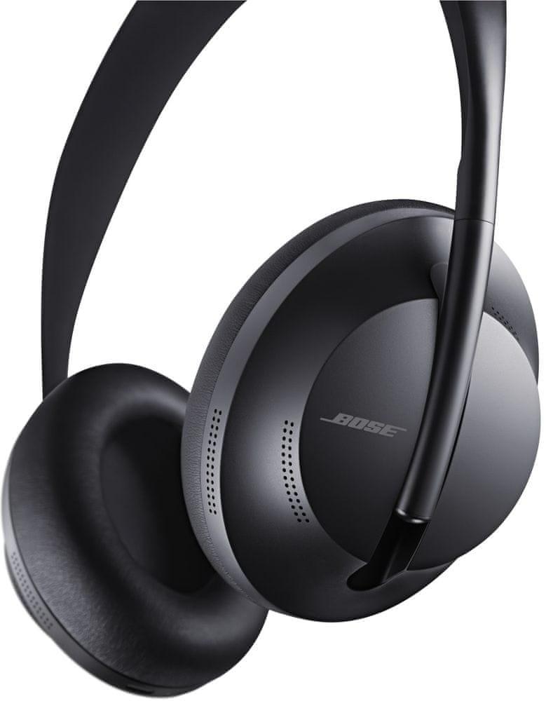 Bose Noise Cancelling Headphones 700 bezdrátová sluchátka, černá