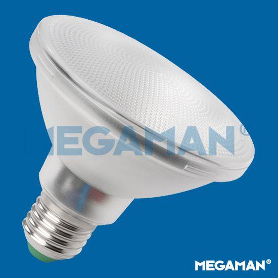 MEGAMAN MEGAMAN LED LR3010.5-WFL PAR30S 10.5W E27 35ST 4000K LR3010.5-WFL-840