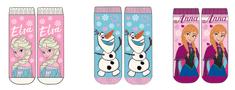 Mix 'n Match chlapčenská sada troch párov ponožiek 15- 17 viacfarebná