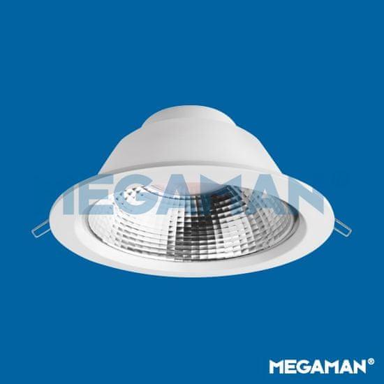 MEGAMAN MEGAMAN LED vstavané svietidlo SIENA F54700RC-d 828 16.5W IP44 230V DIM F54700RC-d / 828