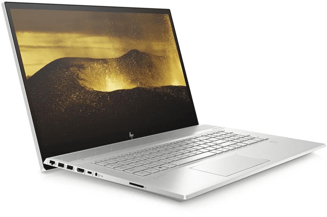 HP výkonný notebook ENVY 17-ce0005nc (6WT25EA) vysoký výkon intel 8. generace
