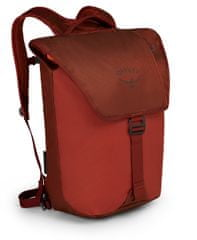 Osprey Transporter Flap ruffian red 20 l