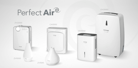CONCEPT ZV1010 Perfect Air 2w1