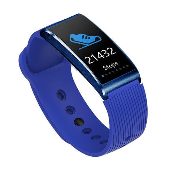 Smartomat Silentband vyměnitelný řemínek - modrý