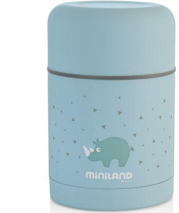 Miniland Baby Termoska Silky na jedlo 600 ml