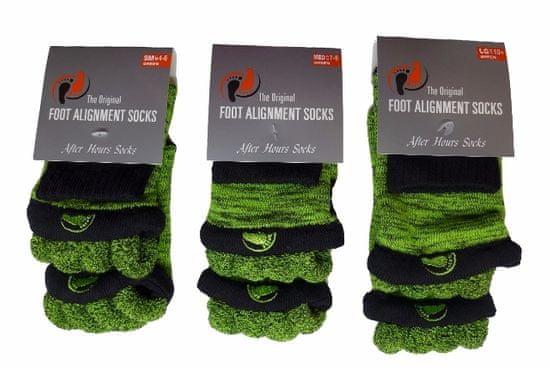 Pro nožky Adjustačné ponožky GREEN